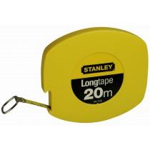 Taśma miernicza 20 m Stanley stalowa, obudowa zamknięta