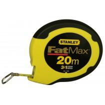 Taśma miernicza 20 m Stanley FatMax