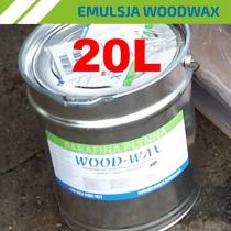 Emulsja WOOD-WAX przeciw  pękaniu drewna 100 L