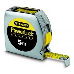 Miara zwijana 5 m z górnym odczytem pomiaru Stanley
