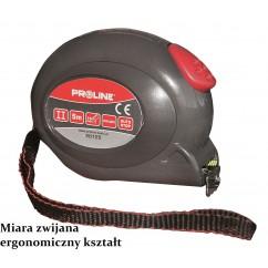 Miara zwijana 5 m ergonomiczny kształt Proline