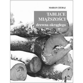 Tablice miąższości drewna okrągłego